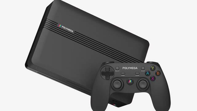 La ambiciosa consola retro Polymega muestra gameplay de Sega Saturn