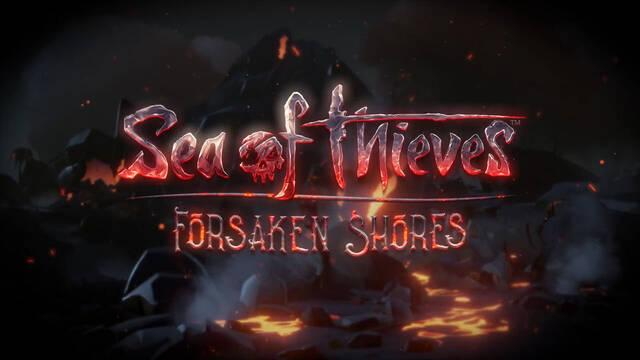 Así es el tráiler de 'Forsaken Shores', el próximo DLC de Sea of Thieves