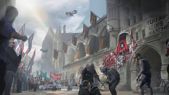 Watch Dogs Legion permitirá rendirse para evitar la muerte permanente