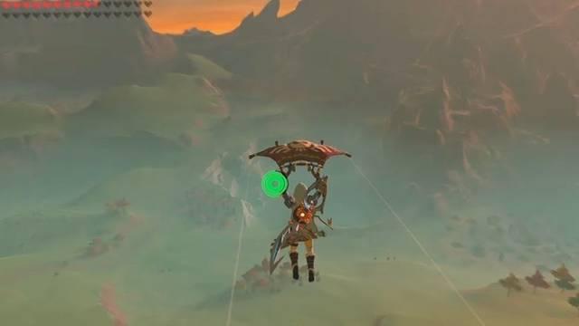 Zelda: Breath of the Wild: Descubren una revolucionaria técnica para viajar rápido