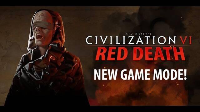 Civilization VI da la bienvenida al Battle Royale con el modo Red Death