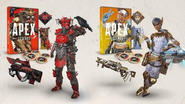 Apex Legends llegará en formato físico para consolas y PC en dos ediciones