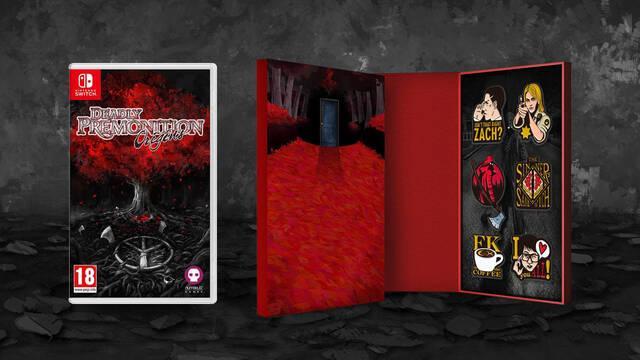 Deadly Premonition: Origins llegará en formato físico a Switch