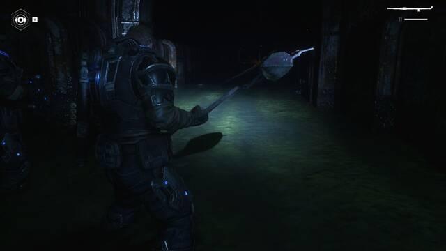 Pez en un palo en Gears of War 5: cómo conseguir el arma secreta