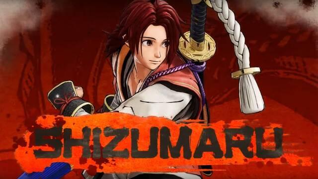 Samurai Shodown añadirá el 16 de septiembre un personaje gratuito: Shizumaru Hisame