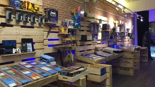 PlayStation celebra un mercadillo solidario en Madrid para la Fundación Juegaterapia