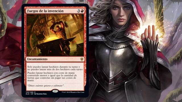 Os desvelamos una carta exclusiva para la nueva ampliación de Magic: The Gathering