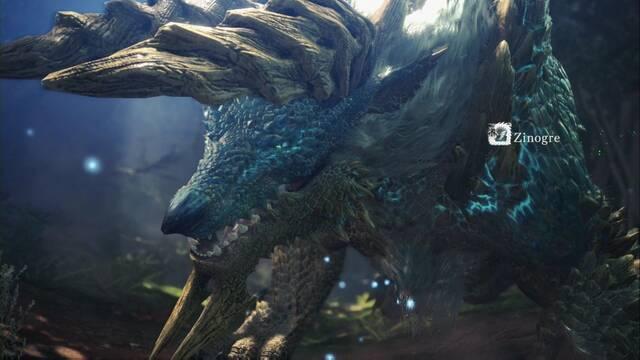 Zinogre en Monster Hunter World: cómo cazarlo y recompensas