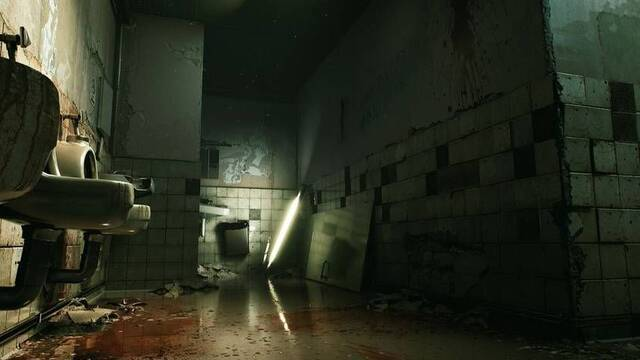 Los baños de Silent Hill 2 más terroríficos que nunca con Unreal Engine 4 y Ray Tracing