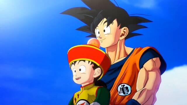 Dragon Ball Z: Kakarot se vuelve a mostrar en un breve pero intenso tráiler