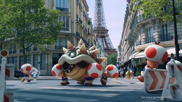 Mario Kart Tour: Así construyen los Toads los circuitos de París y Nueva York