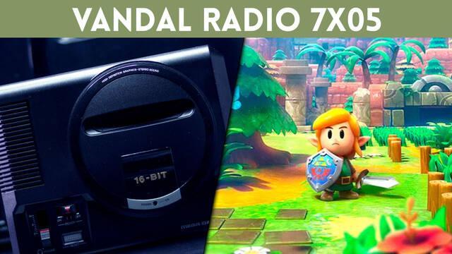 Vandal Radio 7x05 - Mega Drive Mini, FIFA 20 y The Legend of Zelda: Link's Awakening