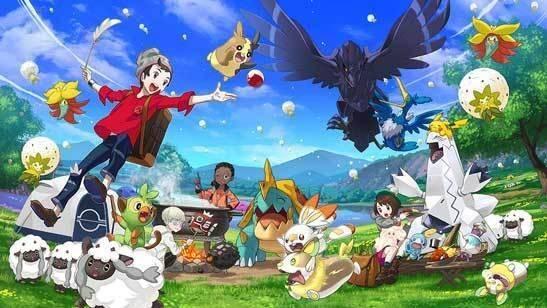 Pokémon Espada y Escudo: una web oficial filtra detalles y evoluciones de nuevos Pokémon