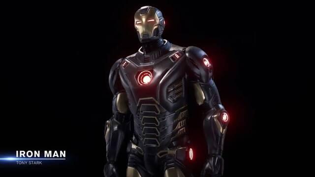 Iron Man tendrá su traje de Original Sin en el juego Marvel's Avengers