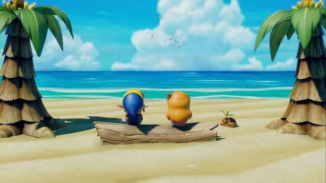 Preguntas frecuentes en The Legend of Zelda: Link's Awakening