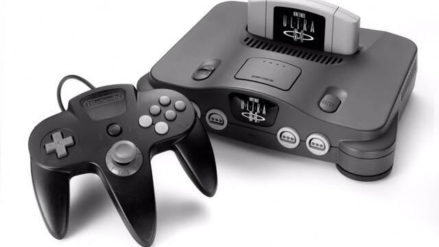 Encuentran y desarman un mando prototipo de Nintendo 64
