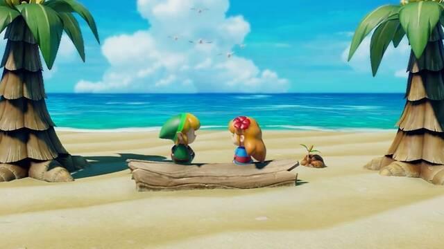 The Legend of Zelda: Link's Awakening es el juego más vendido de la semana en Reino Unido