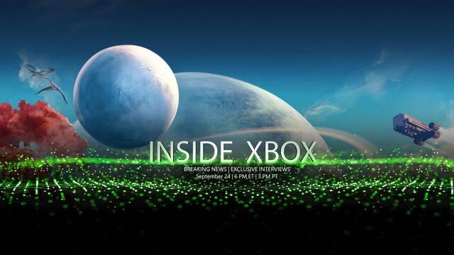 Anunciado nuevo Inside Xbox para la noche del 24 de septiembre