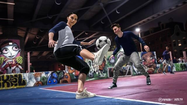 FIFA 20: Todo sobre Volta Football, ¿el regreso de FIFA Street?
