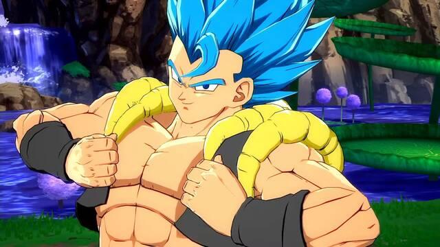 Consejos para luchar con Gogeta en Dragon Ball FighterZ