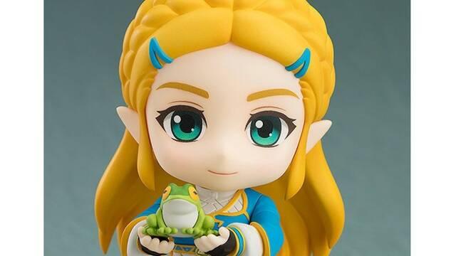 La adorable figura Nendoroid de Zelda de Breath of the Wild llegará en enero de 2020