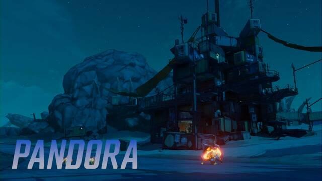 TODAS las misiones secundarias de Pandora en Borderlands 3