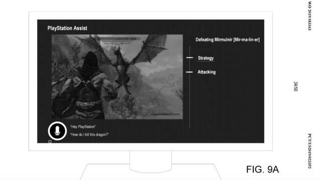 Sony patenta un asistente de voz inteligente para PlayStation 5