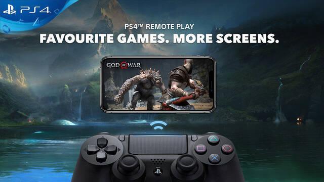 Así puedes configurar el DualShock 4 para jugar en dispositivos de Apple