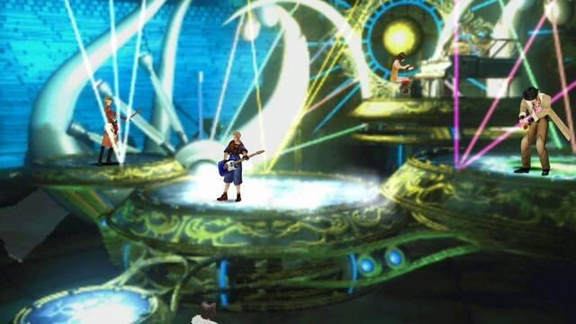 El festival estudiantil en Final Fantasy VIII: 100% y secretos