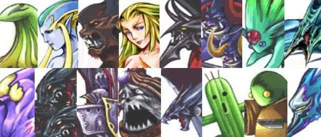 GF en Final Fantasy VIII Remastered: cómo conseguirlos y habilidades