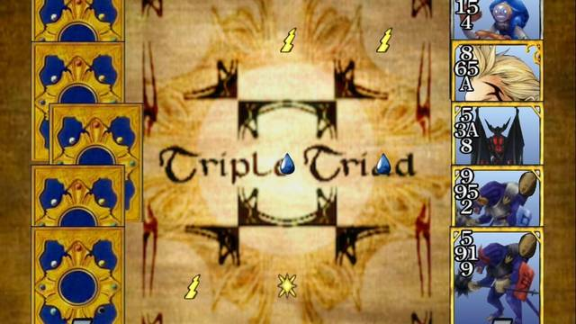Triple Triad en Final Fantasy VIII Remastered: reglas, cómo ganar...