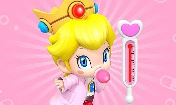El personaje de Baby Peach llegará mañana a Dr. Mario World