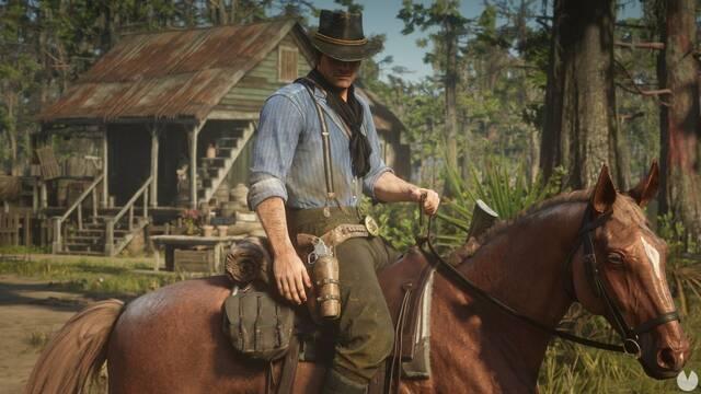 Red Dead Redemption 2: Encuentran códigos de los ajustes de PC