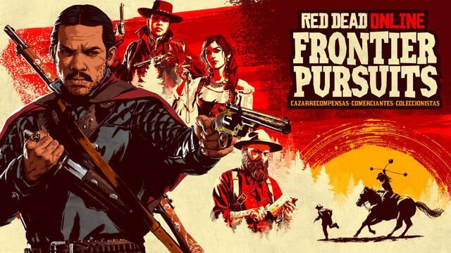 Red Dead Online: Oficios del Oeste llega el 10 de septiembre y se muestra en vídeo