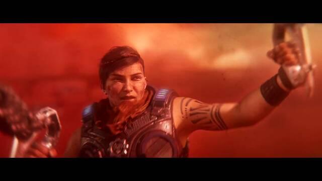 Gears 5 presenta su espectacular tráiler de lanzamiento