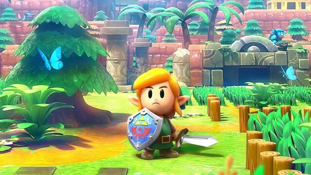 Zelda: Link's Awakening: Las mazmorras que creemos podemos compartirlas con los amiibo