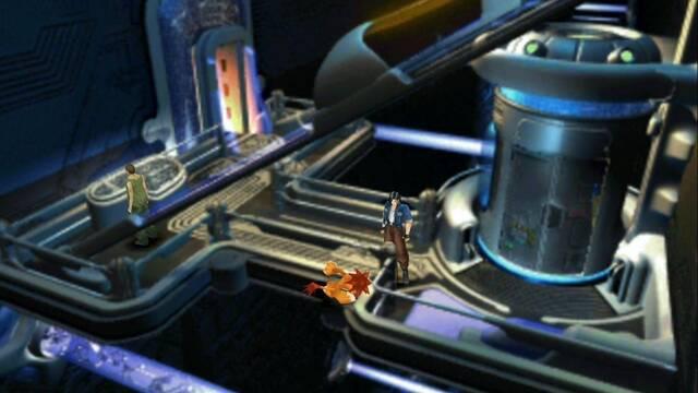 Laguna en Esthar en Final Fantasy VIII: 100% y secretos