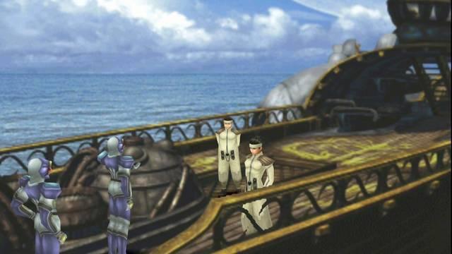 Los SeeDs blancos en Final Fantasy VIII: 100% y secretos
