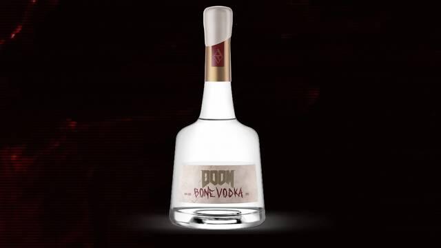 Bethesda, Rebel Distillers y The Ginger Pig anuncian el vodka oficial de Doom