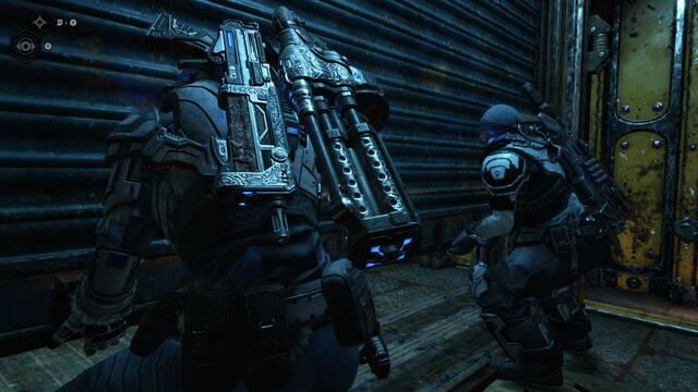 TODAS las armas reliquia en Gears of War 5 - Localización