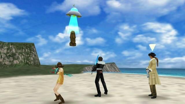 El Alienígena en Final Fantasy VIII: cómo encontrarle y derrotarle