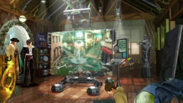 El nieto del artista en Final Fantasy VIII: localización y recompensas