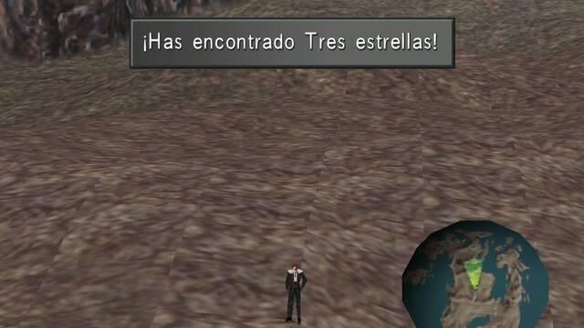 La sombra del lago Aubert en Final Fantasy VIII: localización y recompensas