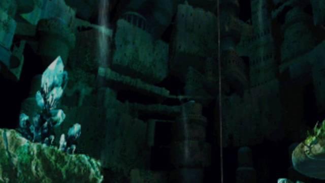 Ruinas oceánicas en Final Fantasy VIII: localización y guía