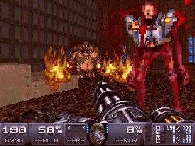 Este mod adapta Doom 2016 al  Doom original  y ha estado dos años en desarrollo