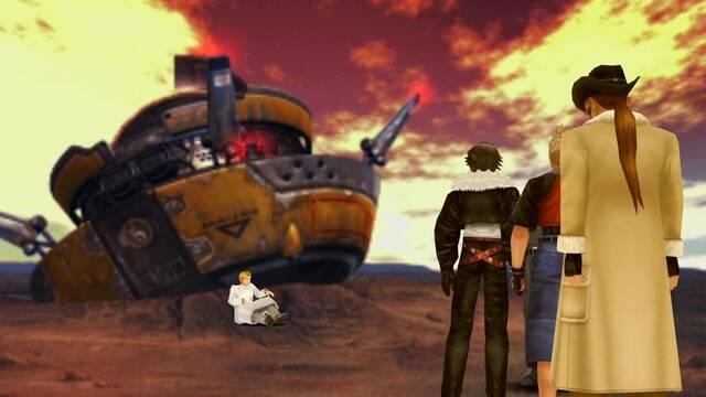 Cómo jugar a las cartas al final del juego en Final Fantasy VIII