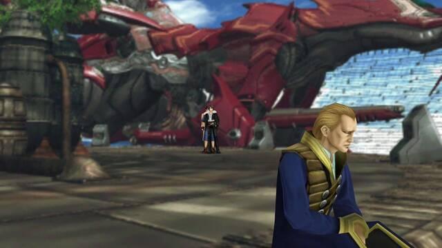Cómo volver a F.H. y el Jardín de Balamb en Final Fantasy VIII