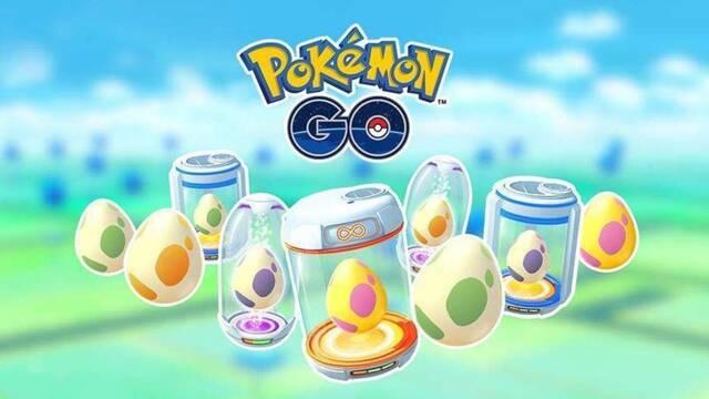 Pokémon GO: Todos los Pokémon que salen de los huevos en septiembre de 2019