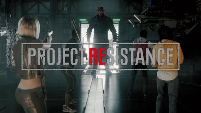 Presentado Project Resistance, el nuevo juego de Resident Evil será un multijugador asimétrico