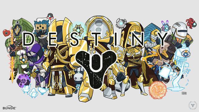 Destiny: Bungie celebra el 6º aniversario con 167 millones de guardianes